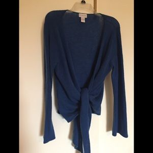 Cashmere Cardigan by Soft Surroundings